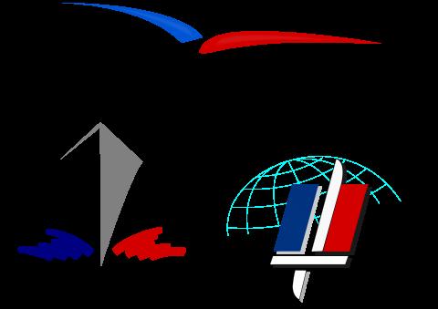 Les logos de l'armée de l'air, l'armée de terre et de la marine nationale réunis.